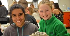 South Kamloops Secondary Visual Arts: Clay Monsters: Collaborative Containers