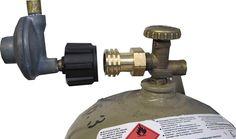 LPG gas adapter adapter adapter BBQ USA BBQ