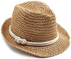 Genie by Eugenia Kim Women's Braid Fedora Hat $49.88 (save $20.12) + Free Shipping