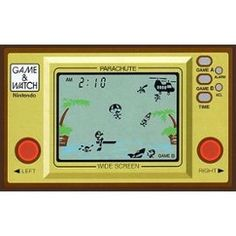 mon 1er jeu électronique- Mi Re-#1er #électronique #Jeu #mi #mon Vintage Video Games, Vintage Games, Vintage Toys, Something To Remember, Do You Remember, My Childhood Memories, Childhood Toys, Parachute Games, Retro Game