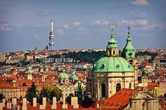 Prague, Family Travel, Switzerland, Paris Skyline, Taj Mahal, Travel Tips, Italy, Building, Paisajes