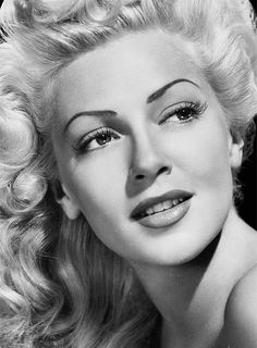 "Blonde bombshell of the silver screen from little old Idaho, ""Lana Turner (born in Wallace, Idaho (USA) on February 8, 1921 – died in Los Angeles, California (USA) on June 29, 1995)"""