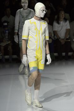 Thom Browne Spring 2017 Menswear Collection Photos - Vogue
