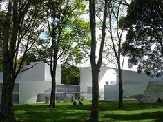 Primeira obra de Steven Holl na América Latina é premiada pela Sociedad Colombiana de Arquitectos,© Steven Holl Architects