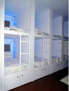 bunk beds / Espacio.