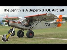 Chris Anderson, owner of Zenith ZK-TIA talks to the Historical Aviation Film Unit about his aircraft, and how he uses it for sport flying in th. Microlight Aircraft, Stol Aircraft, Ultralight Plane, Kit Planes, Bush Pilot, Small Airplanes, Bush Plane, Float Plane, Private Plane