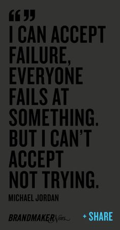 Try and accept failure
