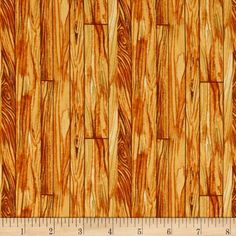 Fall Retreat Wood Planks Brown from @fabricdotcom  From Fabri-Quilt, this cotton print fabric is perfect for quilting, apparel and home decor accents. Colors include orange, yellow and brown.