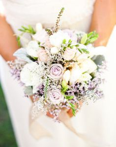 Maybe for the bridal bouquet? it woud match the smashing dresses!