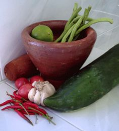 Easy Vegan Papaya Salad Recipe