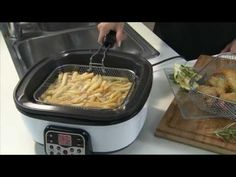 VIRTUOCOOK DELUXE - Vu à LA TV Boutique - YouTube Barbecue, Multicooker, Rice Cooker, Toaster, Boutique, Tv, Kitchen, Youtube, Innovative Products
