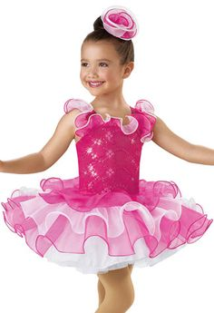 Quality Dance Costumes for Recital, Performance, Competition | Weissman(little bitty pretty one)