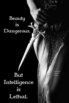 Beauty is Dangerous