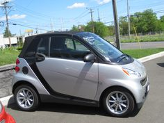 This is how I roll.  :-D  Smart car