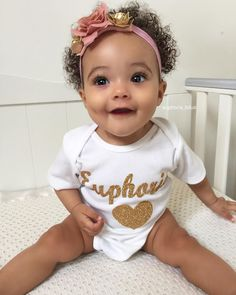 Euphoria Lotus - 8 months ❤ Gorgeous baby girl (Feb 2017)