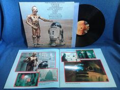 RARE Vintage The Story Of Star Wars John by sweetleafvinyl on Etsy Books On Tape, Disney Records, Soundtrack Music, Vinyl Sales, Film Score, George Lucas, Nostalgia, Childhood, Star Wars