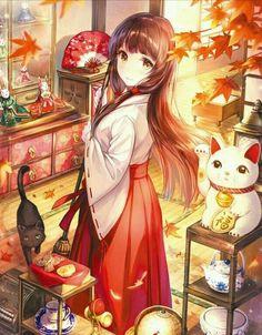 Read Anime Kimono from the story Ảnh Anime đẹp ( 1 ) by Kiritoboy (Kirigaya Yuki) with reads. Kawaii Anime Girl, Anime Girl Cute, Beautiful Anime Girl, I Love Anime, Anime Art Girl, Manga Girl, Anime Girls, Anime Chibi, Comic Anime