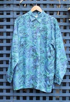 Vintage+Abstract+Print+Shirt+(8530)