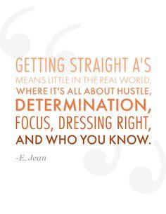 E.Jean advice