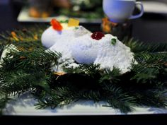 Favorite Snow-Inspired Dishes: Peppermint Snow at Alinea