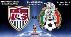 Blog de palma2mex : Estados Unidos 1 México 2 - rumbo a Rusia 2018