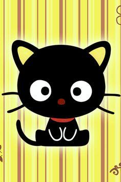 ✿ Chococat! ✿  I liked Hello Kitty as a little girl (I still do), but I love Chococat!  :)