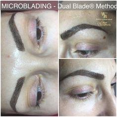 Microblading Refill Perfect eyebrows Sprancene perfecte  Tatuare cosmetica