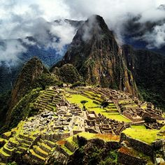 """The Inca Trail is by far the most famous trek in South America and is rated by many to be in the top 5 treks in the world. In just 26 miles (43km) it manages to combine beautiful mountain scenery, lush cloud-forest, subtropical jungle and, of course, a stunning mix of Inca paving stones, ruins and tunnels. The final destination of the trail just cannot be beaten: Machu Picchu, the mysterious """"Lost City of the Incas"""""""