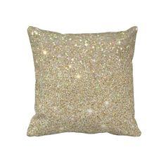 Sparkles & Glitter Pillow