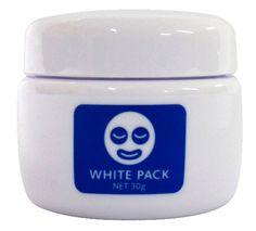 White Pack includes aributin, soy essence, and Vitamin C, which energises your skin. In addition, these ingredients remove dead skin cells, leaving your skin brighter and radiant.