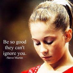 Gymnastics Inspirational Quote | Gymnastics Motivation #gymnastics #gymnast