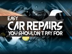 We understand that owning a car is pretty costly, gas, maintenance expenses, and car repairs are no joke. But then, some would say that you could do cost-cutting by doing the repairs yourself. While that may be right, you probably think you can't because you don't have the skills.  Well, hush now. Here are some car repairs that, believe it or not, you can really do yourself despite your abilities.