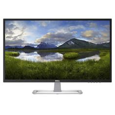 "DELL 32"" ULTRA WIDE IPS WLED MONITOR MODEL: D3218HN..."