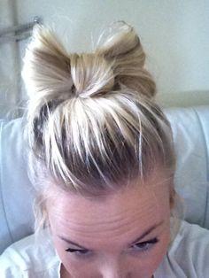 hair bow!