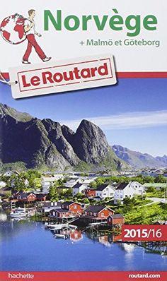 Amazon.fr - Guide du Routard Norvège 2015/2016 - Collectif - Livres
