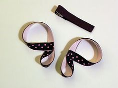 Butterfly clip step by step tutorial