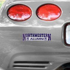 Northwestern Wildcats Alumni Car Decal Stockdale http://www.amazon.com/dp/B003LI8YG0/ref=cm_sw_r_pi_dp_8YHBvb1NKA8PJ