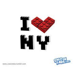 lego NY