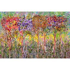 @Overstock - Artist: Ankan Title: Colorful Trees Product type: Gallery-wrapped canvas art http://www.overstock.com/Home-Garden/Ankan-Colorful-Trees-Gallery-wrapped-Canvas-Art/6166118/product.html?CID=214117 $81.00