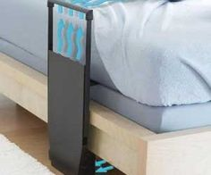 Silent Bed Fan If you're one of those people that can't sleep when its too hot AND can't sleep with noise then this easy to install silent bed fan is for you! It's quiet and discreet so no more restless nights. More Info $79.95