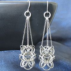 CHAINMAILLE Love love love these!