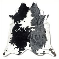 Premium Black White Cowhide Rugs for sale at affordable prices. Each of our Cowhide Rugs is one of a kind, featuring unique variations.