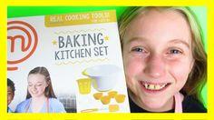 Master Chef Junior Baking Set!