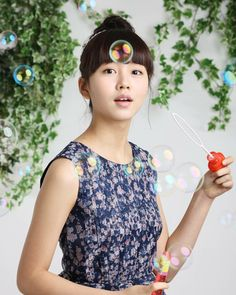 Kim So Hyun Fashion, Kim Sohyun, Child Actresses