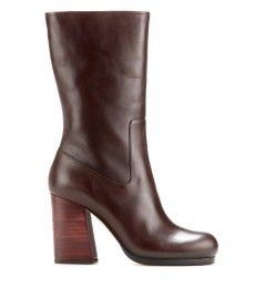 Calvin Klein Collection - Bennet leather boots - mytheresa.com