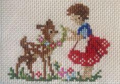 Point croix // Cross stitch