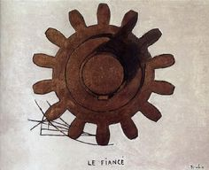 Le Fiance by Francis Picabia c Francis Picabia, Creativity Exercises, Ideal Beauty, Ways Of Seeing, Cubism, Picture Frames, Abstract Art, Concept, Fine Art