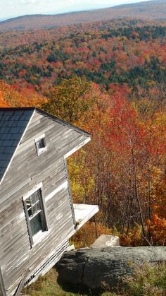 Fall at Hogback Mountain
