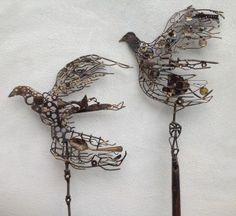 Zoe Rubens-Pole Birds