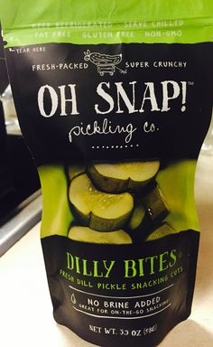 Oh Snap! Pickles 2 Go!